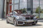 DTE Systems BMW M235i Cabrio F23 3.0 Reihensechszylinder Chiptuning Keypad Leistungssteigerung FSR 14 Pedalbox Zusatzsteuergerät Kompaktsportler Front