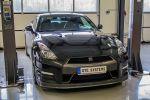 DTE-Systems Nissan GT-R Leistungssteigerung Tuning 3.8 V6 Biturbo PedalBox Front