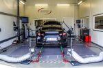 DTE-Systems Nissan GT-R Leistungssteigerung Tuning 3.8 V6 Biturbo PedalBox Heck Motor Leistungsprüfstand