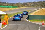 BMW M5 (F10) Test - Rennstrecke Convoy Strecke Kurve Spanien Marbella Ascari Race Resort