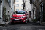 toyota verso life 2.0-l-d-4d facelift test - fünfsitzer kompaktvan minivan turbodiesel familie kinder toyota touch front