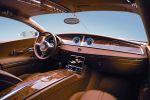 Bugatti 16 C Galibier Concept Limousine viertüriges Coupe 8.0 W16 Interieur Innenraum Cockpit