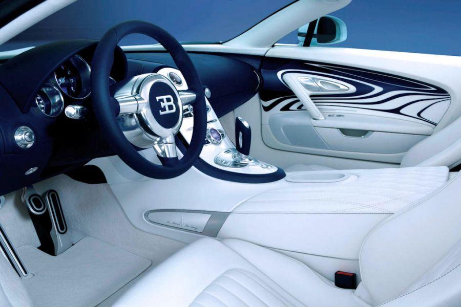 bugatti veyron grand sport l or blanc porzellan auf speed speed heads. Black Bedroom Furniture Sets. Home Design Ideas