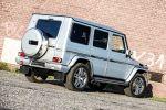 Edo Competition Mercedes-Benz G 63 AMG G-Klasse 5.5 V8 Biturbo Offroad Geländewagen Heck Seite
