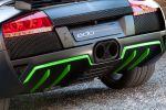 Edo Competition Lamborghini Murcielago LP 750 6.5 V12 Heck Ansicht