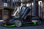 Edo Competition Lamborghini Murcielago LP 750 6.5 V12 Seite Ansicht Scherentüren