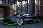 Edo Competition Lamborghini Murcielago LP 750 6.5 V12 Seite Ansicht