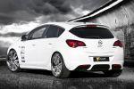 EDS Opel Astra J 1.6 Turbo Quaife Schmidt Revolution Jack Line Cirrus Heck Seite Ansicht