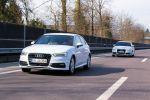 Audi Efficiency Road Trip 2013 A3 2.0 TDI Diesel Ingolstadt Neuchatel Genf Effizienz Verbrauch Tanknadel Sägezahn