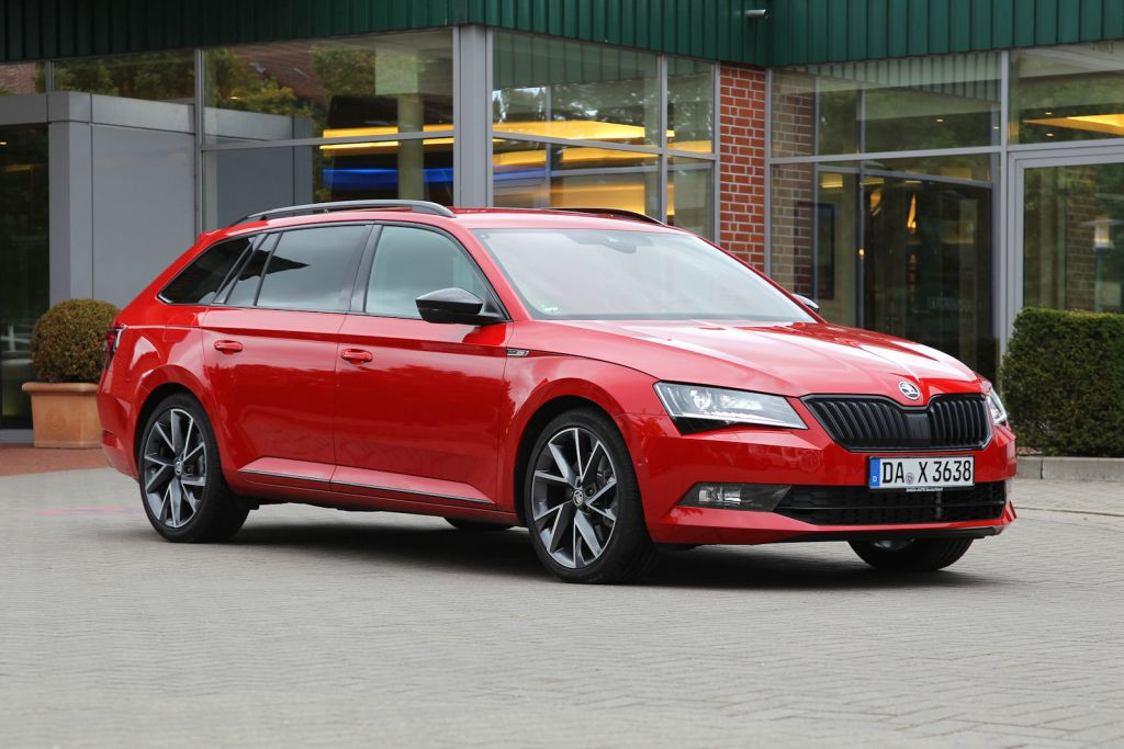 skoda superb sportline 280 test das ist der neue renner testbericht seite 1 speed heads. Black Bedroom Furniture Sets. Home Design Ideas