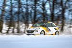 Opel Adam R2 Concept - im schnee Drift Drifting