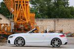 Senner Tuning Audi TT RS Seite Ansicht 2.5 TFSI Fünfzylinder Work Varianza T1S
