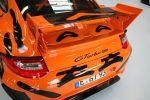 9ff GTurbo 1200 Porsche 911 997 GT3 RS 4.0 Biturbo Heckflügel