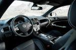 Jaguar XKR 75 Test - Innenraum Cockpit Lenkrad Stühle Sitze Gestühl Leder Mittelkonsole Amaturenbrett