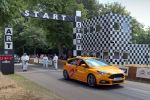 Ford Focus ST 2015 Kompaktsportler 2.0 EcoBoost Turbo Benziner The Stig Ben Collins Krisztian Somodi PlayStation 3 Gran Turismo 6 Goodwood Festival of Speed 2014 Rennen Race