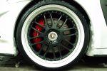 Edo Competition Porsche Panamera Turbo Moby Dick 4.8 V8 Biturbo Felgen