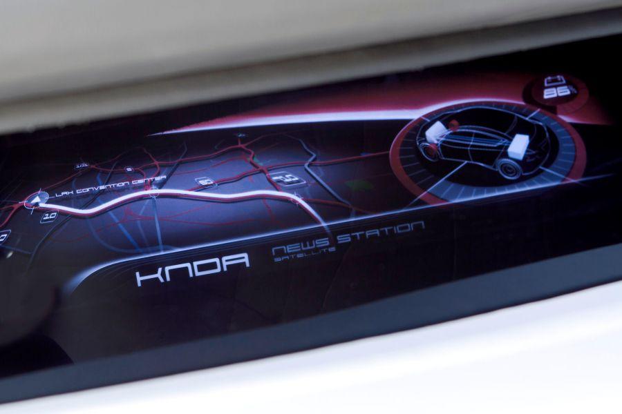 Nissan ellure concept mutiges design f r die limousine for Interieur der zukunft