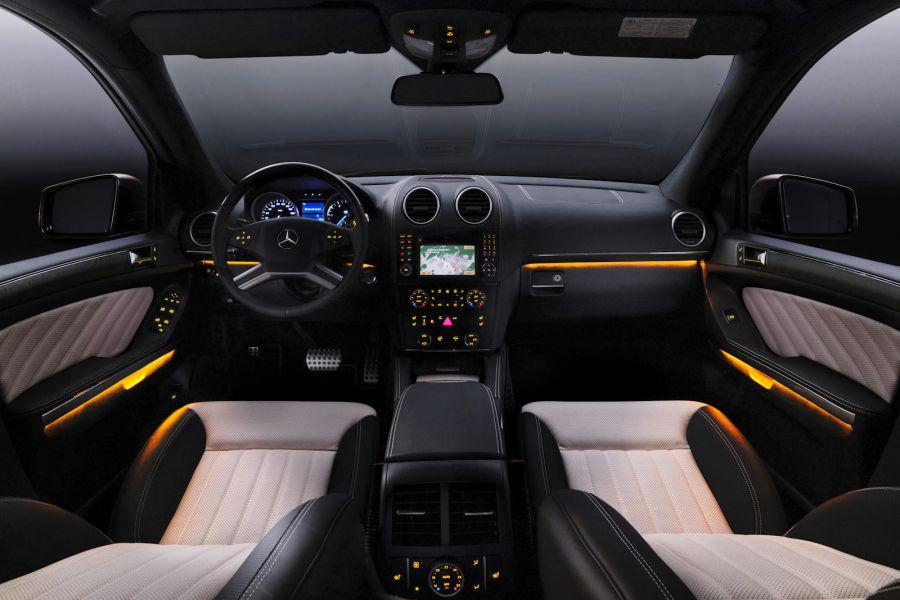 mercedes gl klasse grand edition luxuri ser chic f r das gel nde speed heads. Black Bedroom Furniture Sets. Home Design Ideas