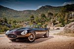 Eagle Jaguar E-Type Speedster - Front Ansicht von vorne Seite seitlich Felgen Scheinwerfer Motorhaube Kühlergrill