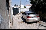 BMW 535i GT (Gran Tourismo) Test - Heck Seite Ansicht hinten seitlich