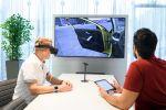 Audi VR Experience VR-Brille Virtual Reality virtuelle Realität Autokauf Autohändler Konfigurator HTC Vive Oculus Rift