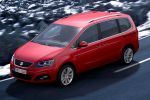 Seat Alhambra 2.0 TDI CR Allrad Van Multi Purpose Vehicle MPV Arrow Design Ecomotive Reference Style SCR Selective Catalytic Reduction Front Seite Ansicht
