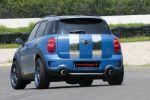 Romeo Ferraris Mini Cooper S Countryman 150th Anniversary Crossover SUV SAV Sports Activity Vehicle 1.6 Turbo Allrad Heck Ansicht
