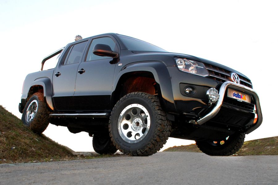vw amarok das giganten tuning von delta4x4 speed heads. Black Bedroom Furniture Sets. Home Design Ideas