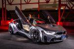 Energy Motorsports BMW i8 Cyber Edition Evo Bodykit Tuning Sportwagen Plug-in-Hybrid Elektromotor Dreizylinder Benziner Front Seite