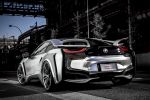 Energy Motorsports BMW i8 Cyber Edition Evo Bodykit Tuning Sportwagen Plug-in-Hybrid Elektromotor Dreizylinder Benziner Heck
