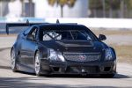Cadillac CTS-V Coupe Race Car Rennwagen LSA 6.2 V8 Kompressor Sports Car Club of America World Challenge SCCA Johnny O'Connel Andy Pilgrim Front Ansicht