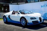 Bugatti Veyron 16.4 Grand Sport Vitesse 8.0 V16 Cabrio Lackierung Typ 37A The Quail Lodge Front Seite Ansicht