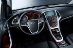 Opel Astra 2015 1.6 CDTI Flüster Diesel Spritsparer Verbrauch Interieur Innenraum Cockpit