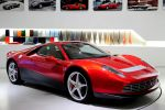 Ferrari SP12 EC Eric Clapton Slowhand 458 Italia 512 BB Special Projects 4.5 V8 Front Seite Ansicht