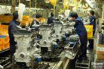 Hyundai Südkorea Produktion Autofabrik Motorenfabrik Motorenproduktion Aufstieg Wachstum