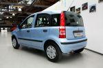 Fiat Panda 2. Generation Kleinwagen Heck Seite Ansicht
