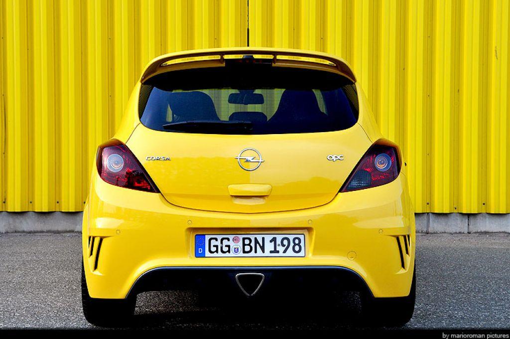 Opel Corsa Opc Test Ein Pok 233 Mon Auf Abwegen