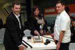 Nokian Tyres Vianor Outlet Friedrichshafen Reifen Straub Filiale Niederlassung Winterreifen Kuchen Eröffnung