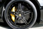 Anderson Germany Ferrari 458 Italia Black Carbon Edition 4.5 V8 Rad Felge