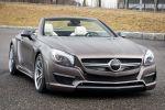FAB Design Mercedes-Benz SL 63 AMG Bayard Cyprum Edition Roadster R231 5.5 V8 Biturbo Tuning Leistungssteigerung Evolution Concave Front