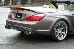 FAB Design Mercedes-Benz SL 63 AMG Bayard Cyprum Edition Roadster R231 5.5 V8 Biturbo Tuning Leistungssteigerung Evolution Concave Heck