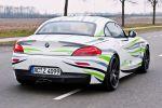 AC Schnitzer 99d BMW Z4 Efficient Performance Diesel Retraction Concept Car Heck Ansicht