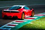 Ferrari 458 Italia Niki Lauda Edition Tailor Made Rush 4.5 V8 Farbgestaltung Lackierung Heck