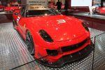 Ferrari 599XX Evolution Package 6.0 V12 ESP ABS F1-Trac SCM Front Seite Ansicht