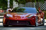 Ferrari F12 TRS Cabrio Barchetta 6.3 V12 Unikat Ferrari Special Projects Aero Bridge Front