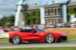 Ferrari F12 TRS Cabrio Barchetta 6.3 V12 Unikat Ferrari Special Projects Aero Bridge Front Seite