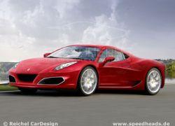 Ferrari F450 Speed Heads