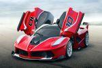 Ferrari FXX K 6.2 V12 Elektromotor Hybrid HY-KERS E-Diff F1-Trac Qualify Long Run Manual Boost Fast Charge Corse Clienti Hypercar Supersportwagen Front