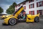 Ferrari FXX K Benjamin Sloss Christine Sloss Race Wife 6.2 V12 Elektromotor Hybrid HY-KERS Corse Clienti Hypercar Supersportwagen Seite