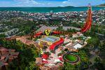 Ferrari Land PortAventura Resort Spanien Barcelona Freizeitpark Vergnügungspark Achterbahn Investindustrial